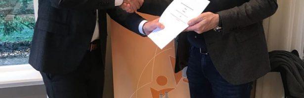 RZCC en VZVZ tekenen nieuwe overeenkomst voor 2018 over optimaliseren LSP-gebruik in regio