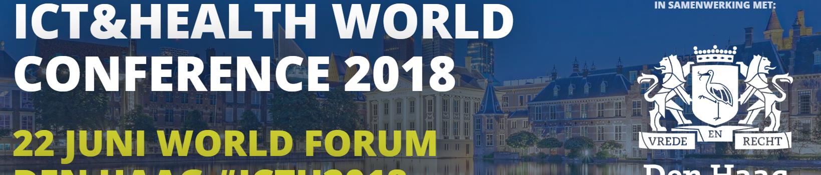 RZCC presenteert plannen rondom PGO tijdens ICT&health World Conference